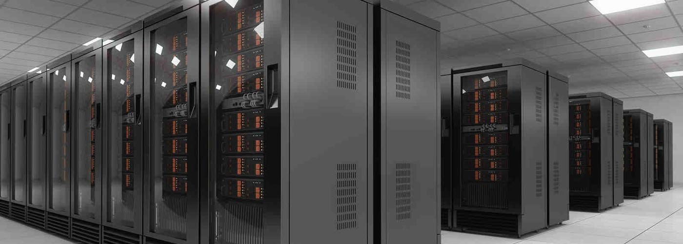 caliber it Data Center / Server Relocation