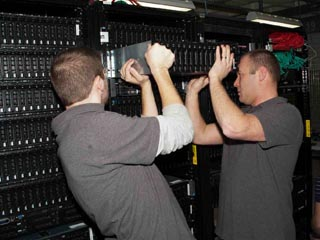 caliber Data Center / Server Relocation services